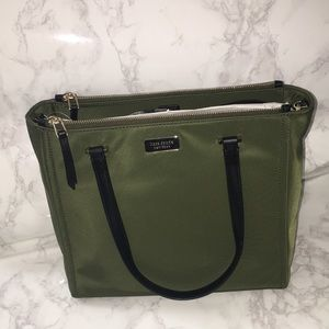 NWT Kate Spade Medium Satchel Dawn Purse Sapling